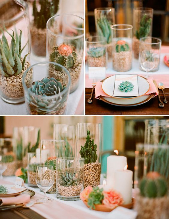 Ideas para una boda estilo mexicano baby showers blog for Decoracion de velas