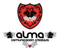 ALMA - Comunicación Creativa (Logo)