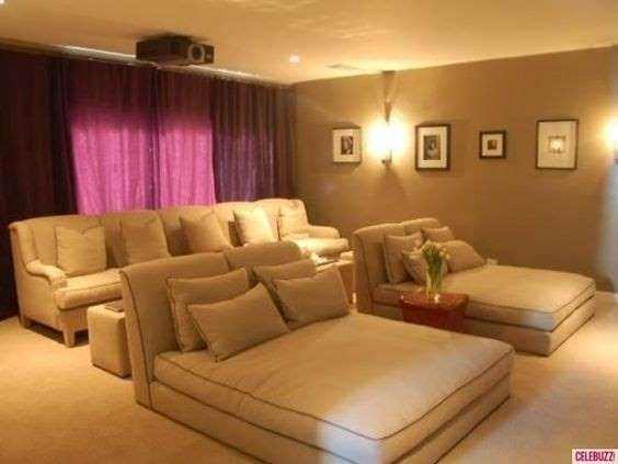 15 Media Room Furniture Ideas Home Theater Room Furniture Ideas