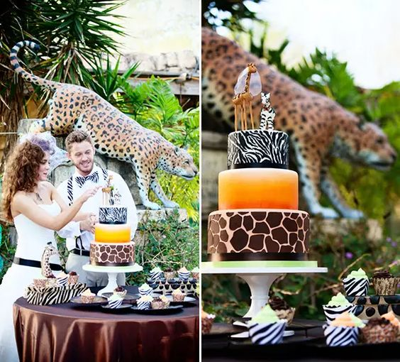 Fab You Bliss Lifestyle Blog, Christy Whitehead Photography, Animal Themed Wedding Styled Shoot at a Zoo 62