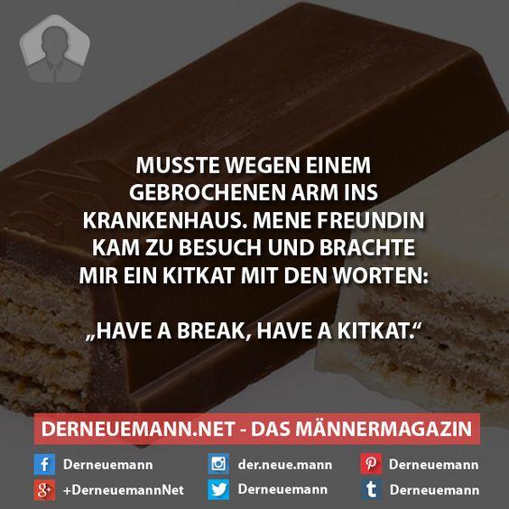 Have a break #derneuemann #humor #lustig #spaß #sprüche