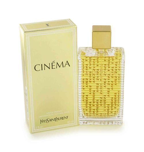 Cinema Perfume By Yvessaintlaurent Ysl For Women