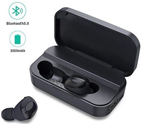 12 Best True Wireless Earbuds Under 5000 In India 2020 Updated In 2020 Best Wireless Earphones Earbuds Wireless Earbuds