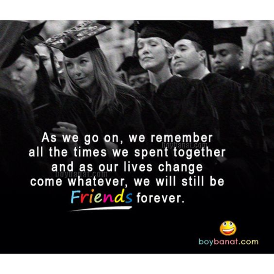 Gonna Miss You All Quotes: Graduation, Friends And Songs On Pinterest