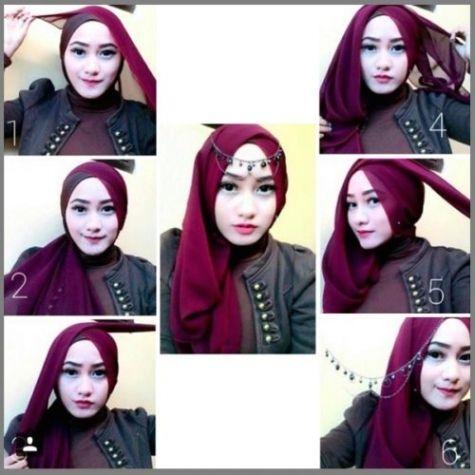 Tutorial Hijab Kebaya Wisuda Jual Hijab Instan Dan Baju Muslim Online Faradisafashion Com