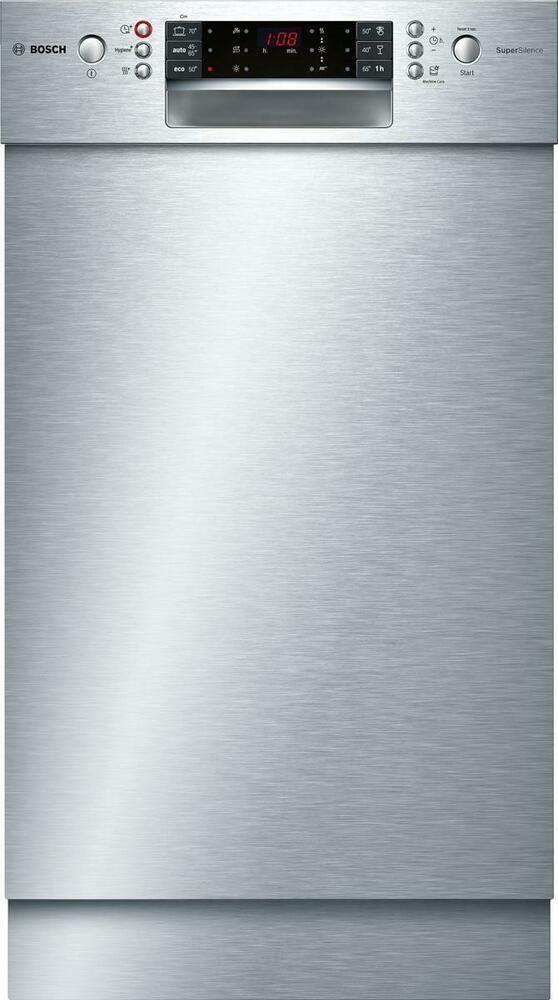 Ebay Sponsored Bosch Spu66ps00e A Unterbau Geschirrspuler 45cm Breit Aquastop 9 Mgd 775566 Eek A Unterbau Geschirrspuler Geschirrspuler Spulmaschine