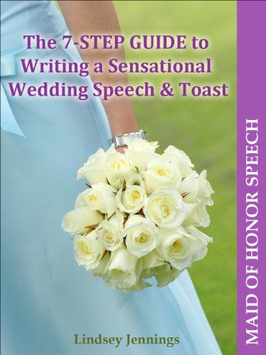 guide to writing wedding speech
