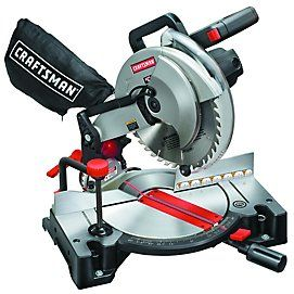 """CRAFTSMAN®/MD 12"""" Compound Mitre Saw With Laser Guide 