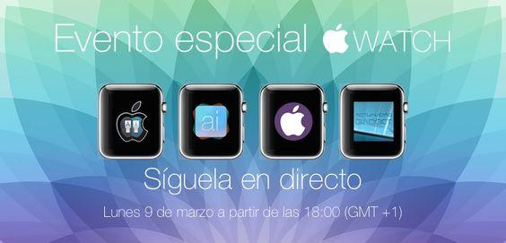 Sigue la keynote del Apple Watch en directo con Actualidad iPhone - http://www.actualidadiphone.com/2015/03/09/sigue-la-keynote-del-apple-watch-en-directo-con-actualidad-iphone/