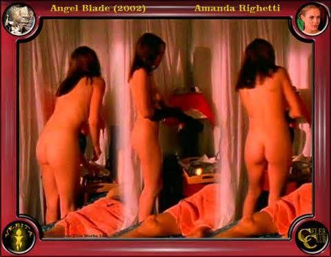 Double penetration righetti porn amanda