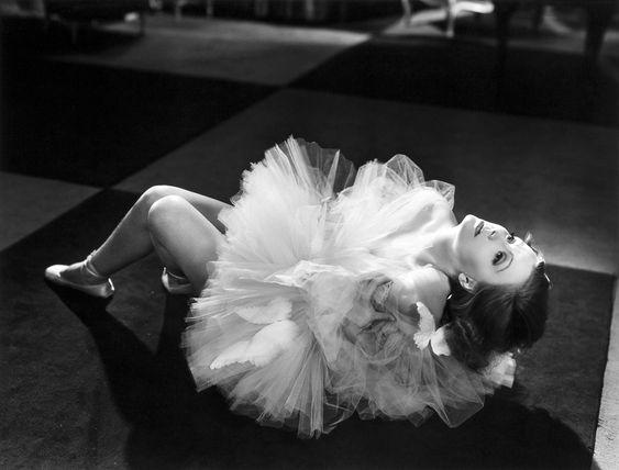 """Greta Garbo for """"Grand Hotel"""" (1932)"""