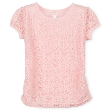 Arizona Lace Top - Girls 2t-5t - jcpenney