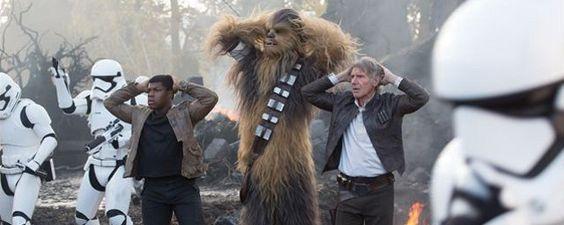 Star Wars - Le Réveil de la Force plus gros démarrage mondial devant Jurassic World ! - News films Box Office - AlloCiné