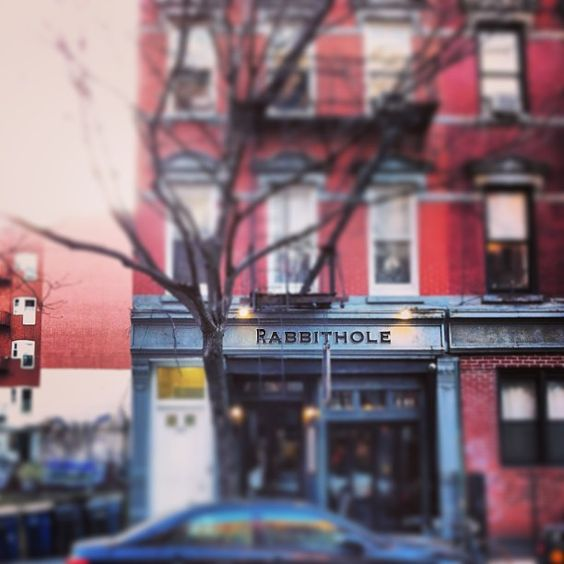 Good for brunch - Rabbithole in Brooklyn, NY