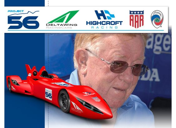 """Dr. Don Panoz, founder of the American Le Mans Series, commenting on REAMS (Recyclable Energy Absorbing Matrix System) and the new DeltaWing: """"When you look at what we try to achieve in the #ALMS with alternative fuels and other methods to maintain performance using less energy, certainly this car does that even if it is using a conventional gasoline engine. You only need half the horsepower and subsequently half the fuel so in that sense it is certainly far more energy efficient."""" August…"""