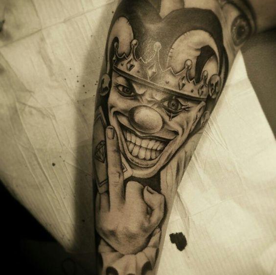 Tatto Fuck 105