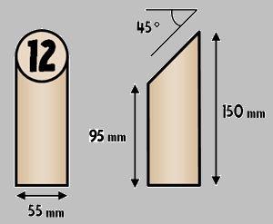 le jeu du molkky p tanque finlandaise r alisation avec. Black Bedroom Furniture Sets. Home Design Ideas