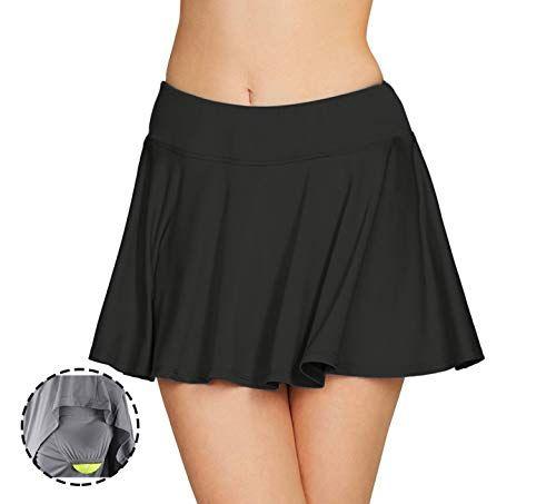 Cityoung Women Running Golf Skort Plus Size Pocket Girl A...  https://www.amazon.com/dp/B07B7JG4BS/ref=cm_sw… | Athletic skirts, Golf  pants women, Golf outfits women