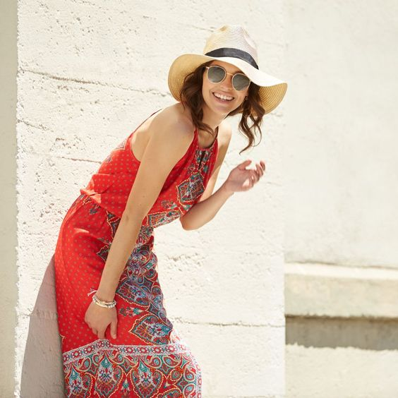 Stay cool, look cool. See 7 tips on how to stylishly beat the heat this summer.