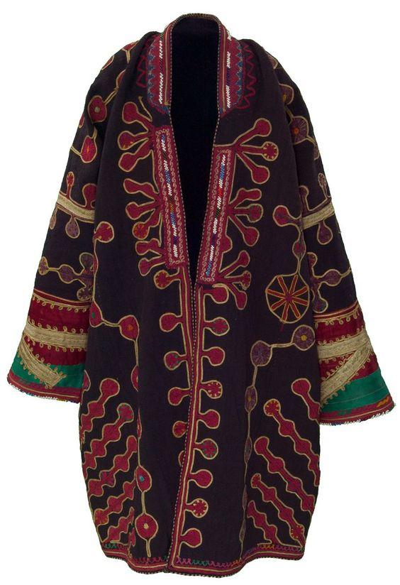 Pashtun Coat