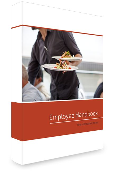download the restaurant employee handbook template download our free restaurant employee. Black Bedroom Furniture Sets. Home Design Ideas