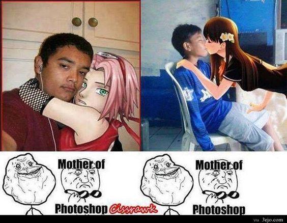 Photoshop Bikin Ngakak Berikut Kumpulan Editan Lucu Font Foto Edit