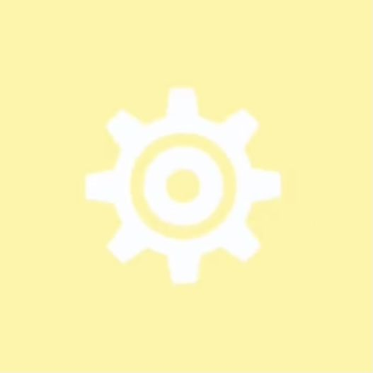 Ios14 Aesthetic Yellow Settings App Icon Iphone Wallpaper Yellow App Icon App Icon Design Did you scroll all this way to get facts about tiktok app logo? aesthetic yellow settings app icon