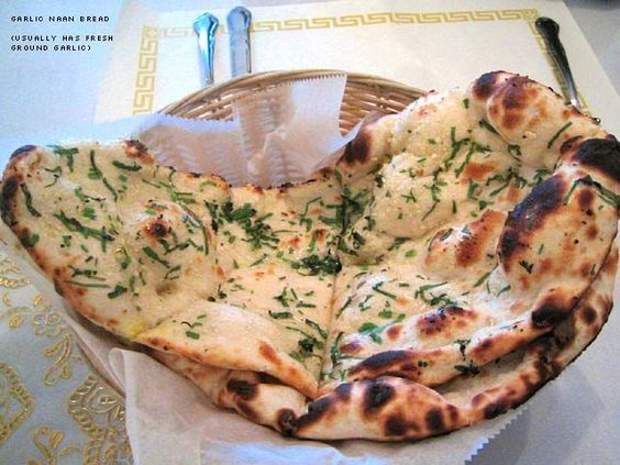 Fresh-From-The-Oven Naan Bread Recipe