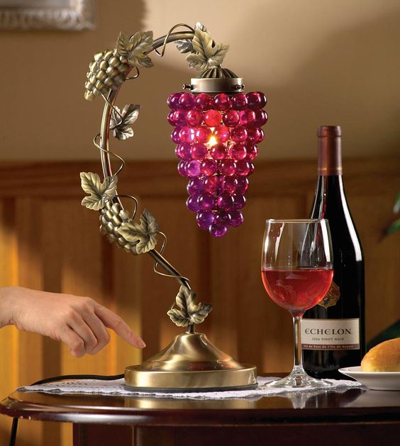 Pinterest the world s catalog of ideas for Wine and grape themed kitchen ideas