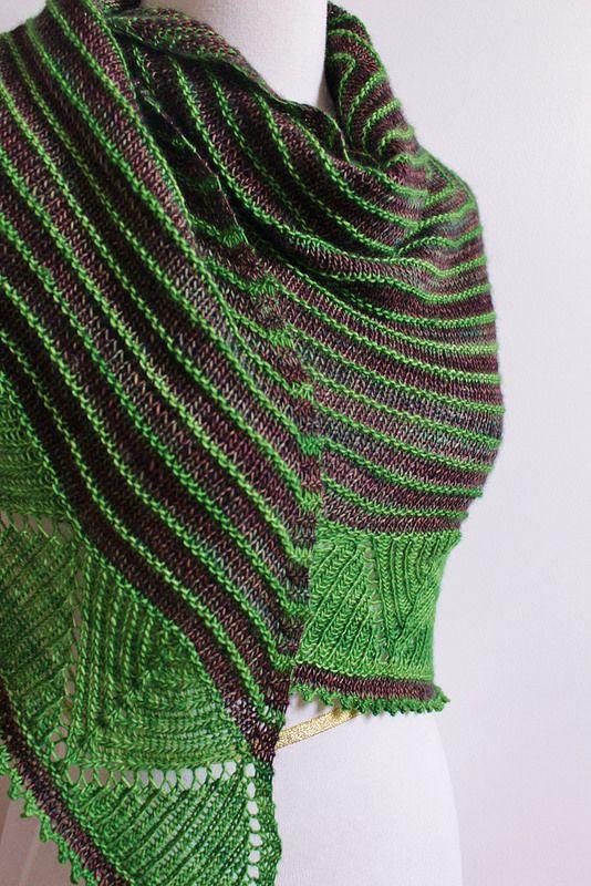 Merino Cape Knitting Pattern : Knit pattern Leventry on ravelry. Madelinetosh merino light. hand knitted ...