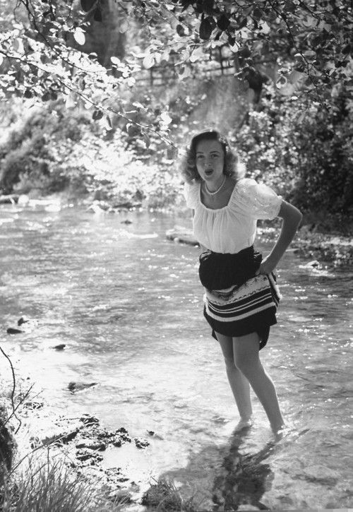 Donna Reed, 1956.