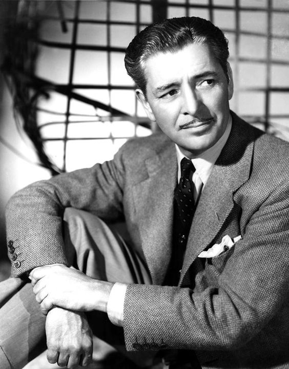 The Talk Of The Town, Ronald Colman Photograph