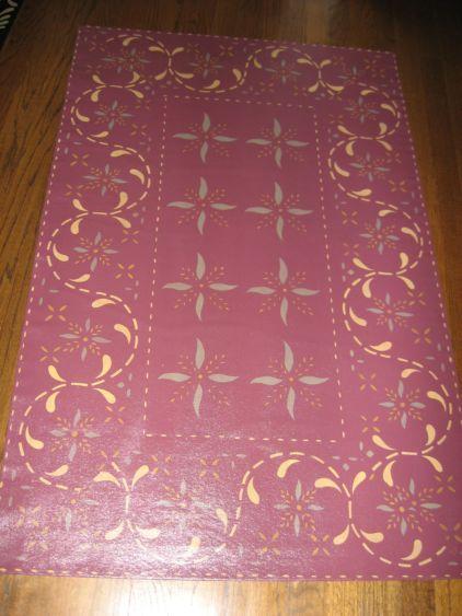 Timeless Floorcloths - Floorcloth Gallery II