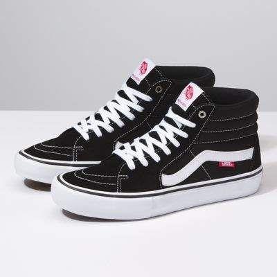 Vans sk8 hi pro, Vans, Vans skate shoes