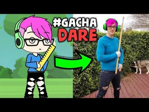 Doing Your Gacha Dare S In Real Life Embarrassing Gacha Life Dares Youtube Funny Af Memes Funny Clips Real Life