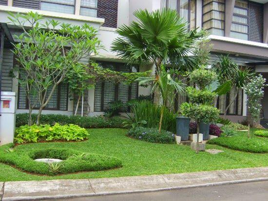 tukang taman rumah taman minimalis dekorasi taman