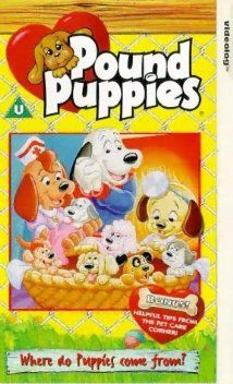 Pound puppies, Puppys and Tv series on Pinterest