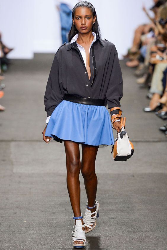 buy FULL SKIRTS now for fall.  they will still be on-trend for spring!