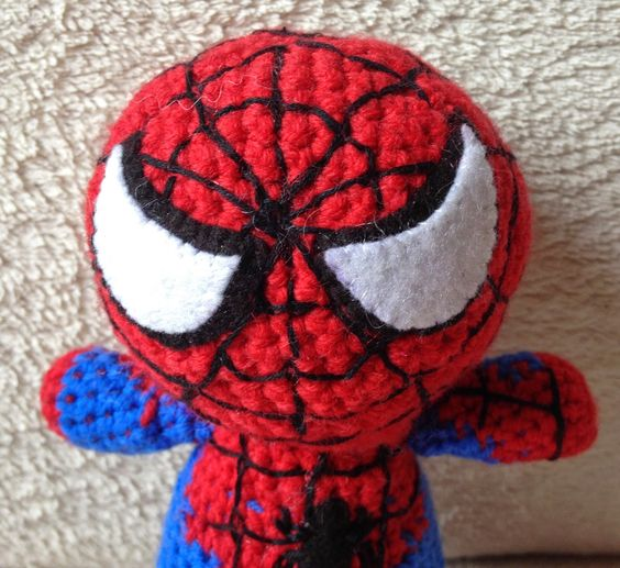 Free Spiderman Knitting Patterns : Pinterest   The world s catalog of ideas