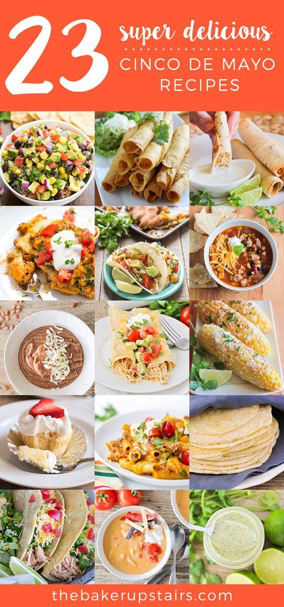 23 Super Delicious Cinco de Mayo Recipes