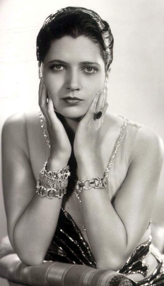 Kay Francis, american movie actress, 1930s