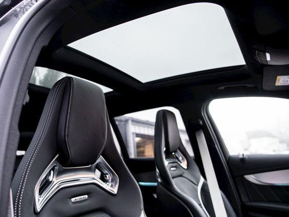 2018 Used Mercedes Benz Glc Class Amg Glc 63 S 4matic Premium