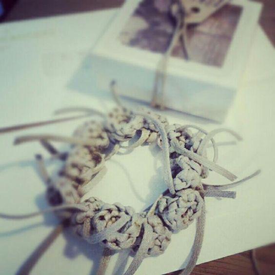 Bracelet 'Trust' by Puur Anders