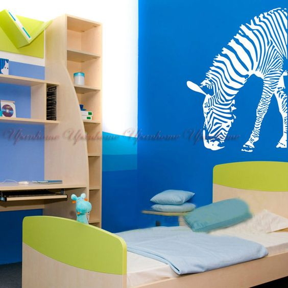 Pas cher 10   319   2 ( grande taille ) animaux Zebra tête Art vinyle Wall Sticker Home Decor Decal murale bricolage, Acheter  Autocollants muraux de qualité directement des fournisseurs de Chine:    Haute qualité stickers muraux.         Matériel: PVC         Taille: grande taille              Couleur:     B