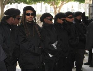 Black Riders for Liberation are in Oakland Policing the Police.. | Davey D's Hip Hop Corner