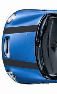 Bonnet stripes carbon -Interieursticker, autostickers of geboortesticker kopen?   Stickyshop  #autostickers #autostriping