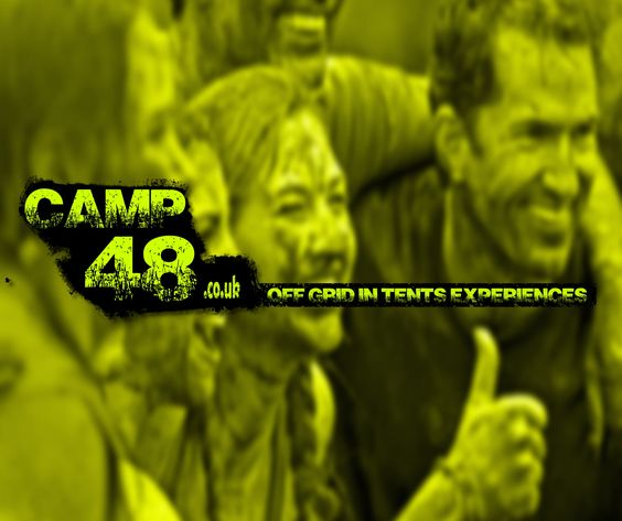 Camp48 outdoors fitness experiences Ballymena