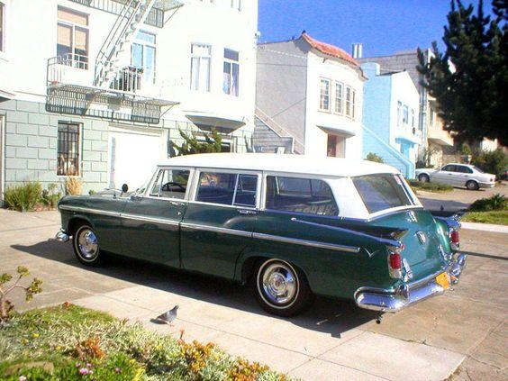 Chrysler Windsor Newport 4dr HT