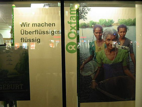 Oxfam Shop am Friesenplatz in Köln