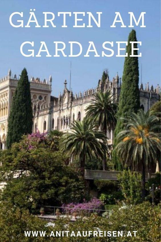 Die Schonsten Garten Am Gardasee Gartenreise In Italien Die Ultimativen Tipps Fur Eine Gartenreise An Den Gardasee Jet In 2020 Lake Garda Lake Trip Camping Holiday